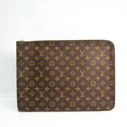 Louis Vuitton Monogram Poche Document M53456 Women's Briefcase Monogram BF520182