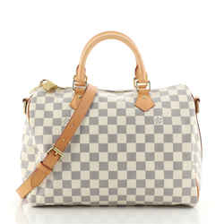 Speedy Bandouliere Bag Damier 30