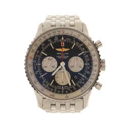 Navitimer 01 Chronograph Automatic Watch Stainless Steel 46