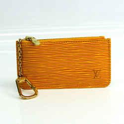 Louis Vuitton Epi Pochette Cle M63809 Epi Leather Coin Purse/coin Case  BF520581