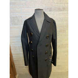 Dsquared2 Button Belted Coat