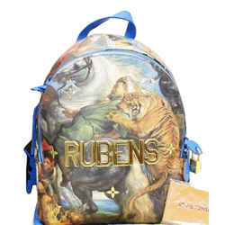 Louis Vuitton Masters Jeff Koons Rubens Palm Springs Backpack Bag