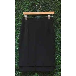 Escada Size 38/8 Black Skirts