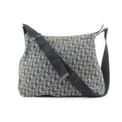 Dior Navy Monogram Trotter Messenger Crossbody Bag 306da222