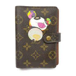 Louis Vuitton Murakami Panda Monogram Small Ring Agenda PM 863266