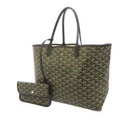 Gray Goyard Saint Louis PM Bag