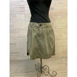 Burberry Brit Denim Skirt
