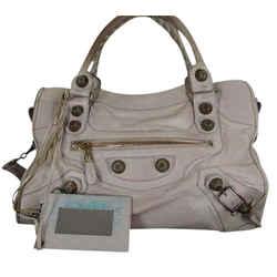 Balenciaga  Balenciaga City Two-Way Shoulder Bag 37BALA624 204086