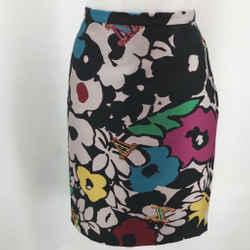 Max Mara Black Pencil Skirt 8