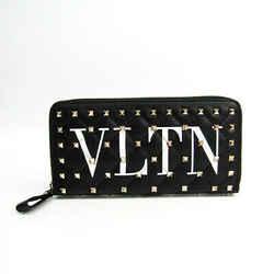 Valentino VLTN Rockstud Spike PW0P0P00XQC Women's  Calfskin Long Wallet BF510230