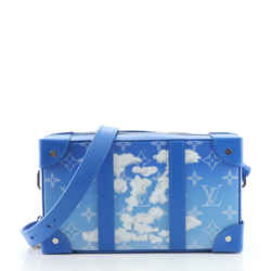 Soft Trunk Wallet Limited Edition Monogram Clouds