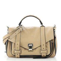 PS1 Satchel Leather Medium
