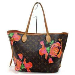 Louis Vuitton Stephen Sprouse Monogram Roses Neverfull MM 860017