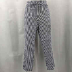 Rachel Zoe Blue Pattern Print Pants 12