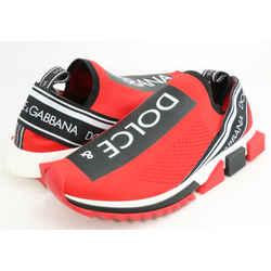 Dolce & Gabbana Branded Sorrento Sneakers