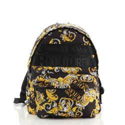 Backpack Printed Nylon Large