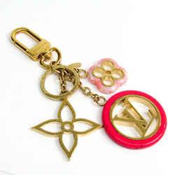 Louis Vuitton Keyring (gold,pink) Porto  Cle  Color Line M64525 Bf511612