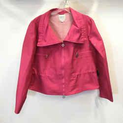 Women's Arman Collezioni Layering Zip Up Jacket. Size 12