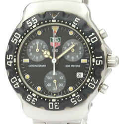 TAG HEUER Fomula 1 Chronograph Steel Quartz Mens Watch 571.513 BF528608