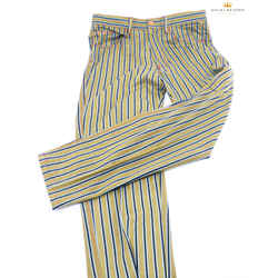 Jean-paul Gaultier Vintage Woman Stipes Pants