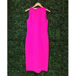 MICHAEL KORS PINK DRESS | 10