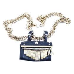 Versace Chain Satchel Belt
