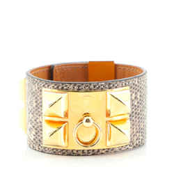 Collier De Chien Bracelet Lizard