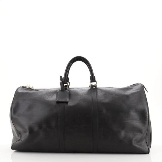 Keepall Bag Epi Leather 55