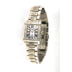 Columbus Stainless Steel&Diamonds Ladies ccstrd2