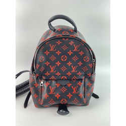LIMITED EDITION Louis Vuitton Infrarouge Red Palm Spring PM Backpack