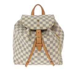 Blue Louis Vuitton Damier Azur Sperone Bag