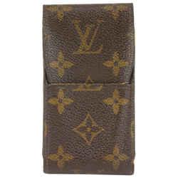 Louis Vuitton Monogram Cigarette Case Mobile Phone Pouch Etui 253lvs719