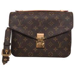 """Louis Vuitton Pochette Metis Cross Body Bag 9.8""""l X 2.7""""w X 7.5""""h"""
