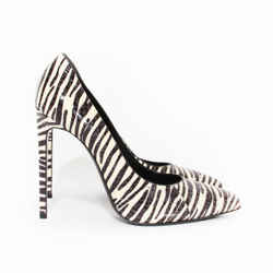 Ysl Zebra Heel