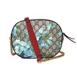 New/authentic Gucci Gg Supreme Blooms Crossbody Bag