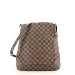 Musette Handbag Damier GM