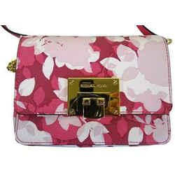 Michael Kors Tina Small Clutch & Cross-body Bag (granita Pink)