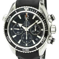 Polished OMEGA Seamaster Planet Ocean 600M Watch 222.32.38.50.01.001 BF517900