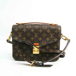 Louis Vuitton Monogram Pochette Metis M40780 Shoulder Bag Monogram BF512234