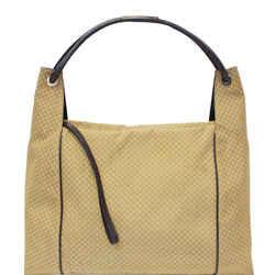 Gucci Gg Oversize Zipper Pull Hobo Bag Gold 152281