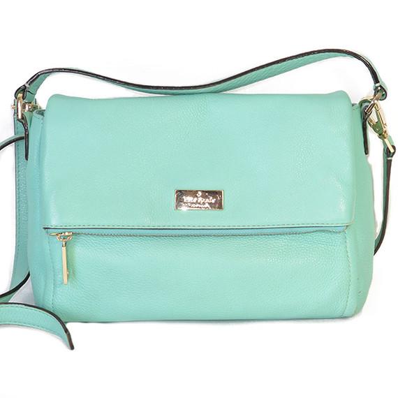 Tiffany Blue Cobble Hill Crossbody Bag