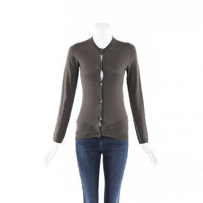 Bottega Veneta Wool Knit Cardigan SZ 38