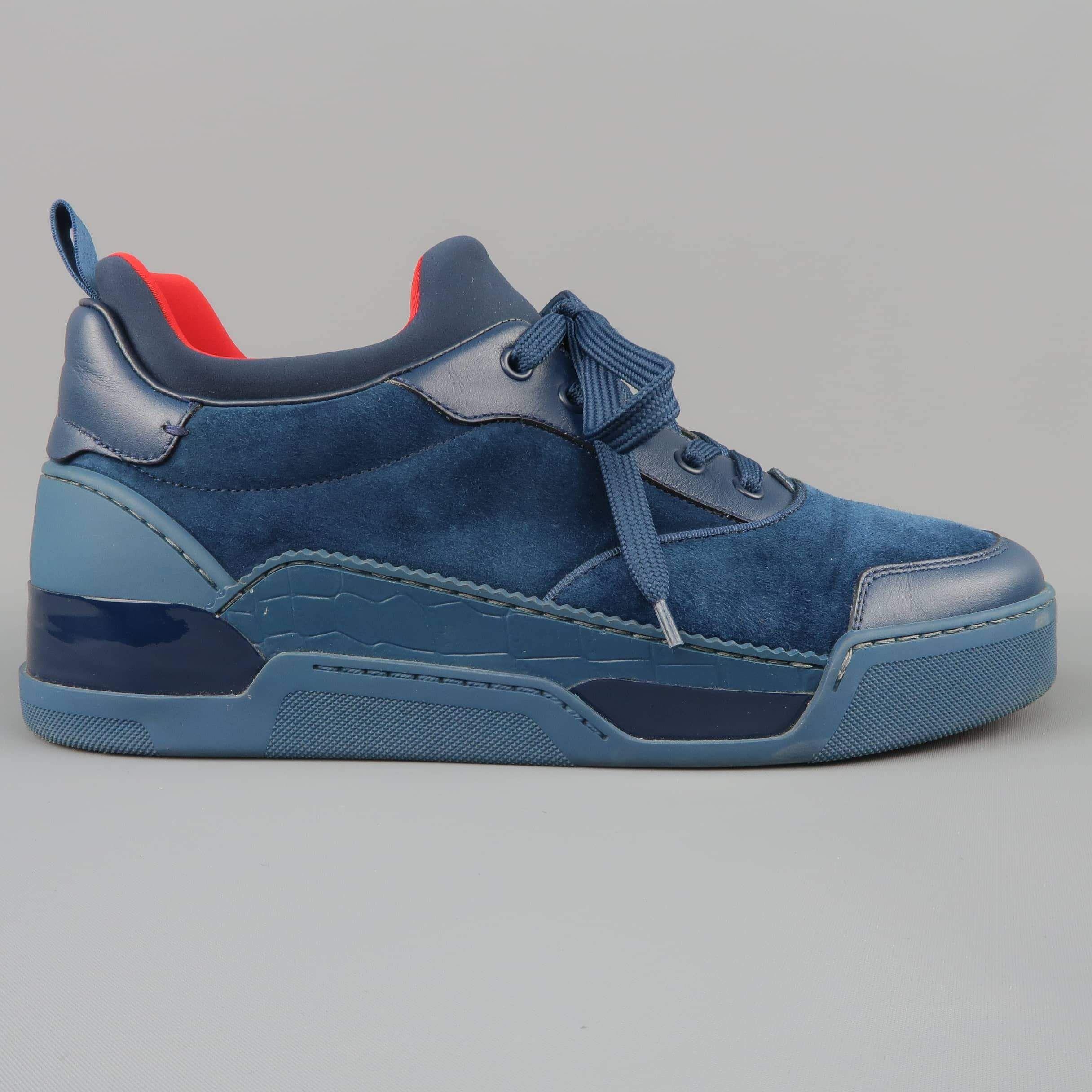 louboutin sneakers aurelien