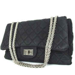 Chanel Reissue Jumbo Black Classic Flap B 872681