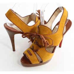 Christian Louboutin Platform Heels with Tassels