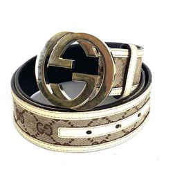 Gucci Interlocking GG Monogram Belt 2ga524