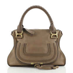 Marcie Shoulder Bag Leather Medium