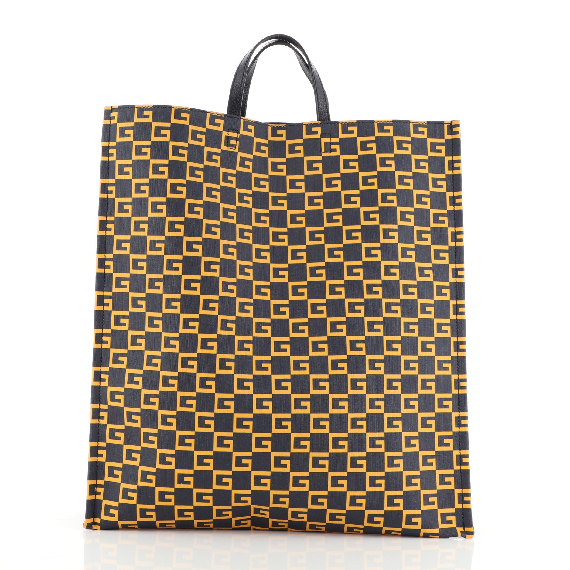 Tiger Neon New Large Canvas Tote Bag Travel Shop Events Gifts