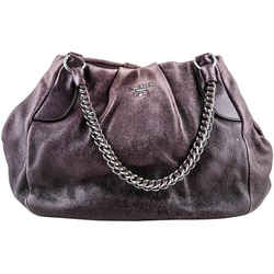 Prada Chain Handle Bag