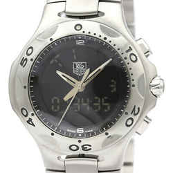 Polished TAG HEUER Kirium Formula 1 Chronograph Quartz Watch CL111A BF521646